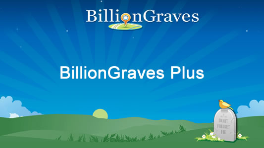 BillionGraves Plus